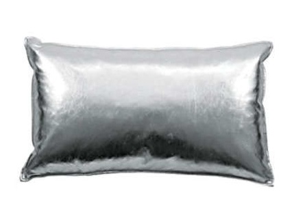 blissliving rocco silver pillow walmart 65