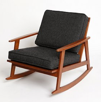 but as a nursery design lover iu0027m always on the lookout for a stylish and affordable rocker think iu0027ve found my new favorite mid century rocker chair