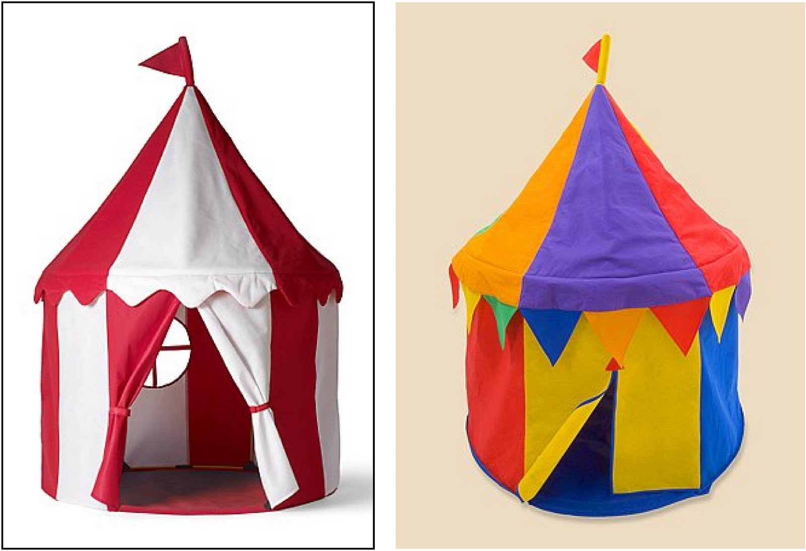 bringing the circus home & bringing the circus home | room for young ones