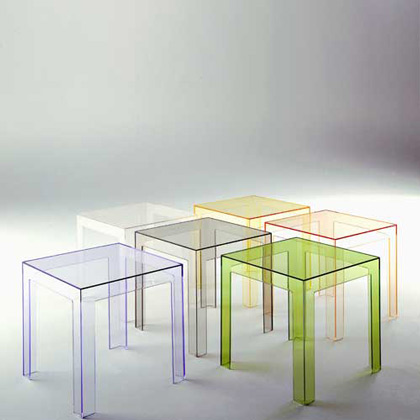 Jolly Table By Kartell, Unica Home