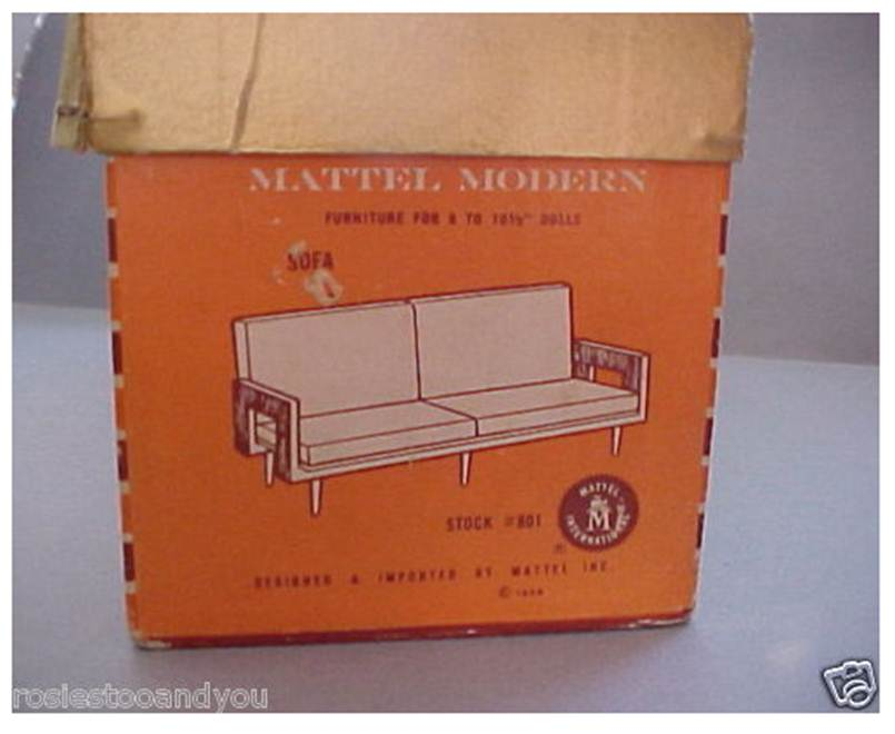 Toys room for young ones for Mid century modern toy box