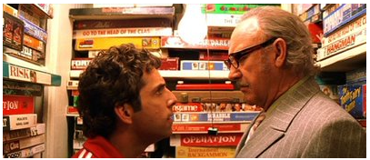 game closet, Royal Tenenbaums