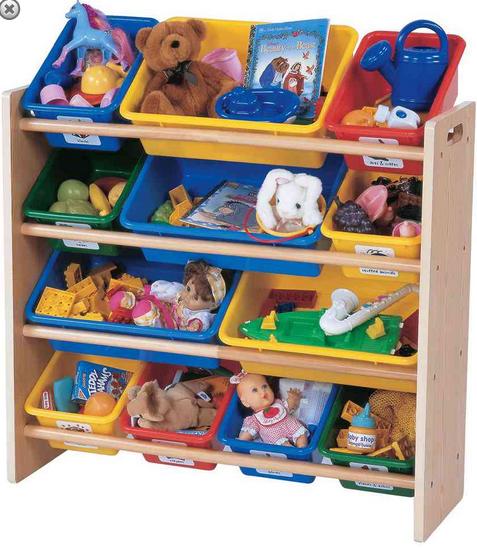 Storage bins, diapers.com